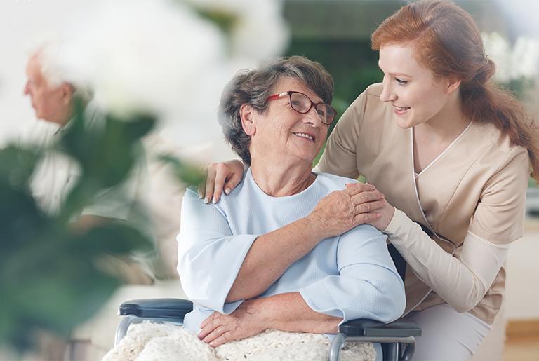 Ambulante Pflege Betreeung